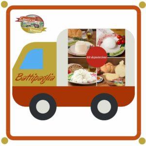 Consegna gratuita Battipaglia kit degustazione