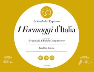 FORMAGGI D'ITALIA edizione 2020