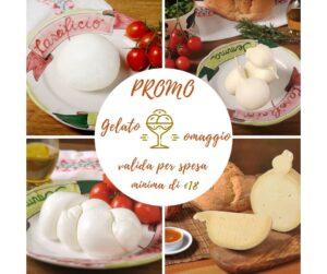 Promo gelato di bufala