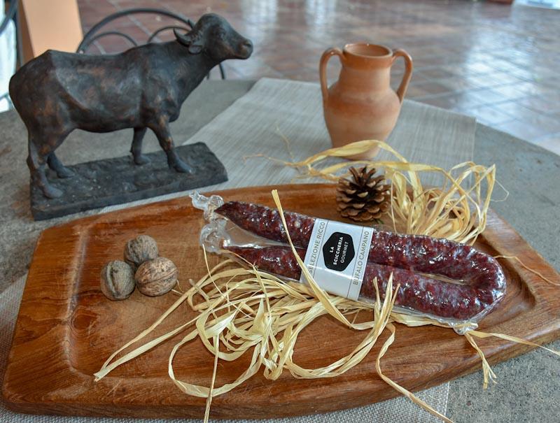Salsiccia di Bufalo Dolce