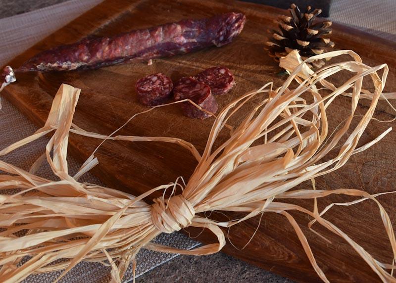 Salsiccia di Bufalo Piccante